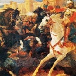 الحراك الشعبي الإسلامي ضد الاحتلال الصليبي للمشرق