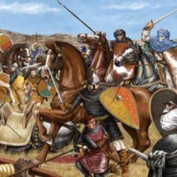 صفحات من جهاد أمراء الأندلس ضد الصليبيين