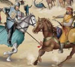 من فنون الجهاد الإسلامي ضد الصليبيين في الشام